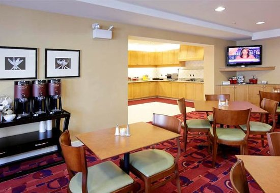 Residence Inn Yonkers Westchester County: Hearth Room