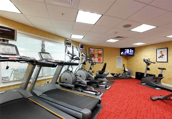 Residence Inn Yonkers Westchester County: Fitness Center