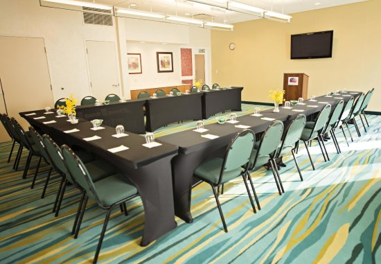Ashburn, Wirginia: Meeting Room - U-Shape Setup