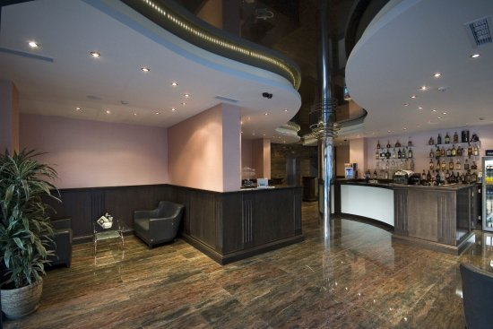 BudaPest Hotel Sofia - reception area