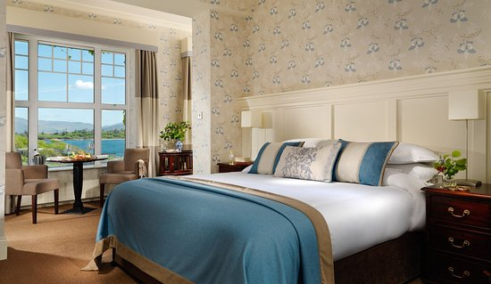 Sneem, Ireland: Sea View Double Room
