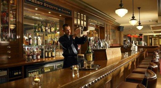 Scotts Hotel: Bar/Lounge