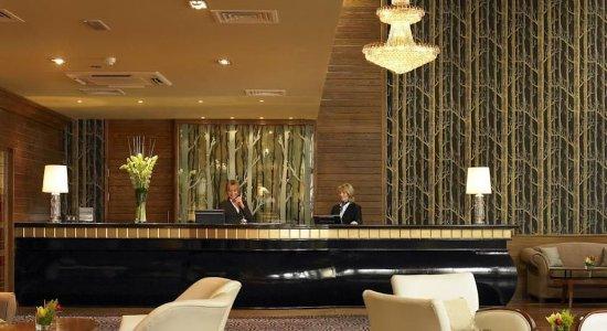 Scotts Hotel: Lobby