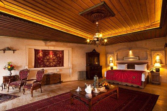 Museum Hotel: Kubbeli Superior Suite