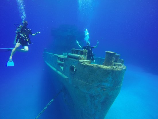 Kittiwake Shipwreck & Artificial Reef: photo1.jpg