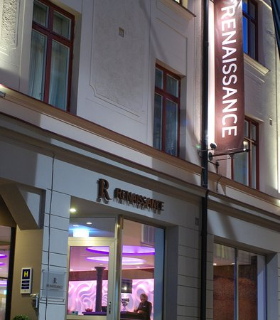 Renaissance Malmo Hotel: Exterior