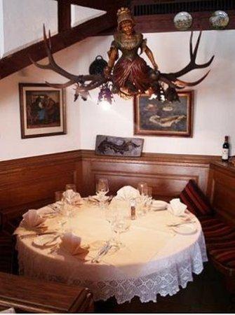 Romantik Hotel Gasthaus Rottner: Gastronomy