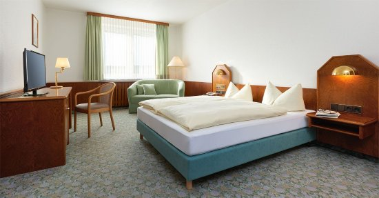 Egelsbach, Alemania: Standard double room