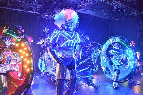 Biglietti per lo spettacolo di cabaret al Robot Restaurant di Tokyo