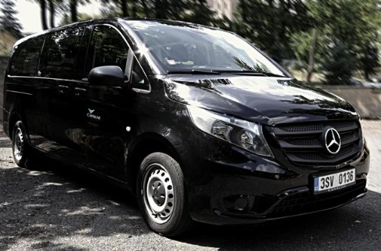 Private Round-Trip in Minivan: Prague Airport to Prague Hotel to...