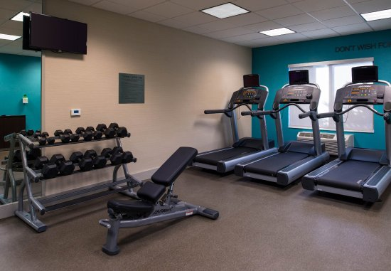 Schertz, Teksas: Fitness Center