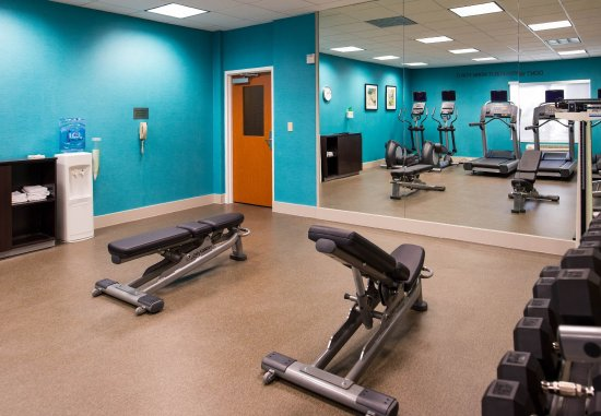 Schertz, TX: Fitness Center