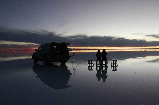 Private Salt Flats Full-Day Tour