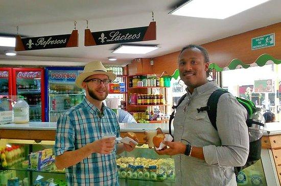 Bogota La Candelaria Food Tasting Tour with Local Guide