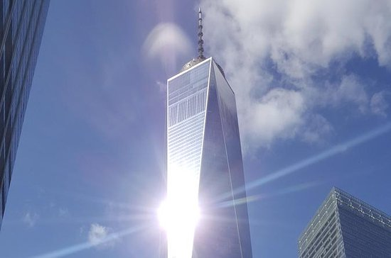 Recorrido a pie al World Trade Center...