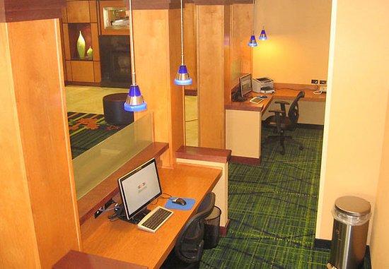 Muskogee, OK: Business Center