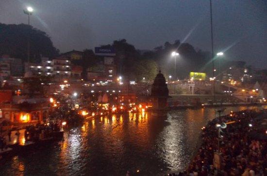 Passeio a pé privado em Haridwar