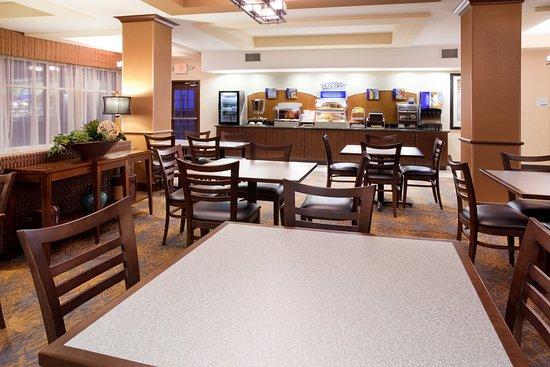 Lamar, CO: Breakfast Area