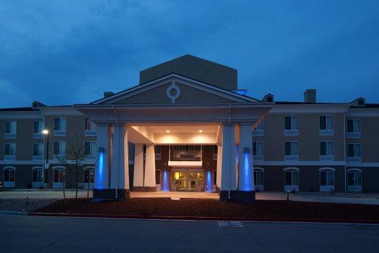 Lamar, CO: Hotel Exterior