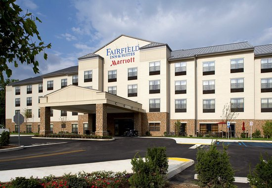 Fairfield Inn & Suites Cumberland: Exterior