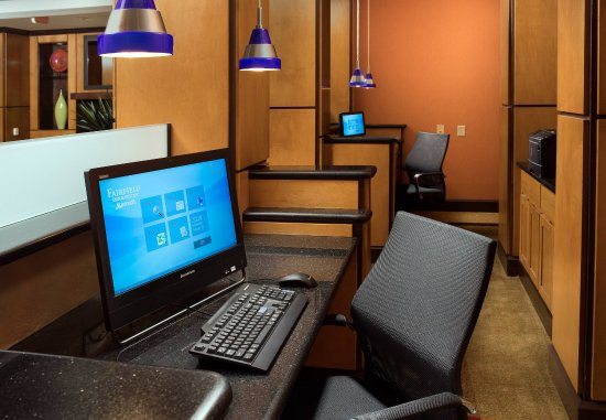 Weatherford, TX: Business Center