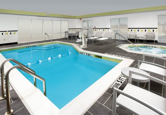Weatherford, TX: Indoor Pool