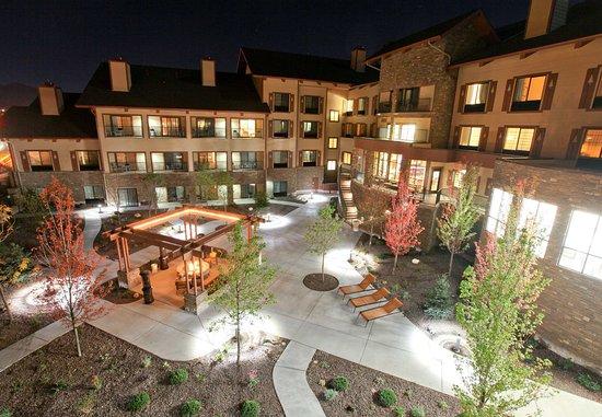 Courtyard Flagstaff