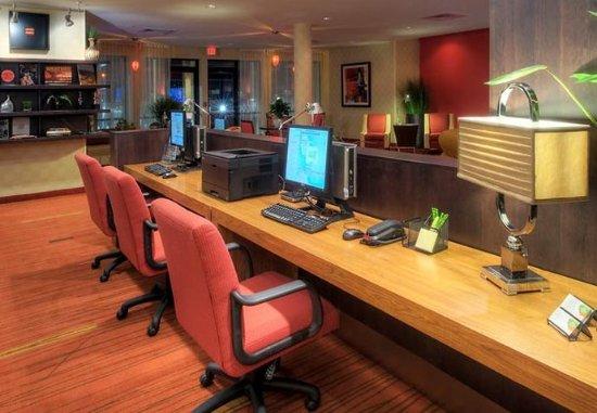 Johnson City, TN: Business Center