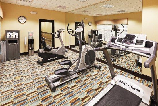 Wolfforth, TX: Fitness Center