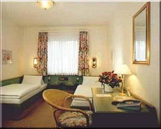 Garching bei Munchen, Almanya: Room