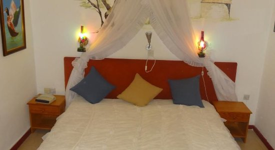 Kiniras Hotel: Double