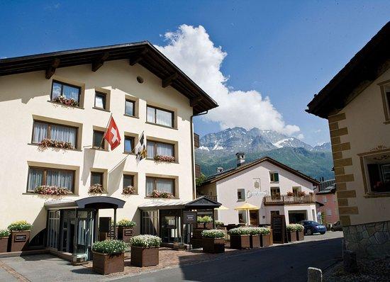 Silvaplana, Suiza: Exterior