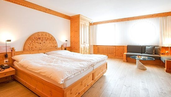 Silvaplana, Suiza: DELUX ROOM