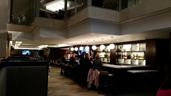 Washington Court Hotel on Capitol Hill: Restaurante