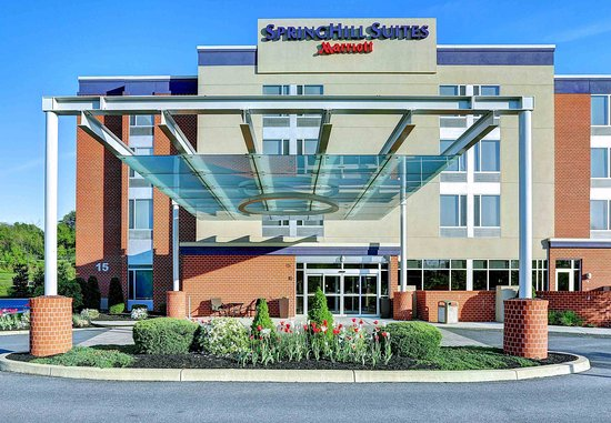 SpringHill Suites Harrisburg Hershey: Exterior