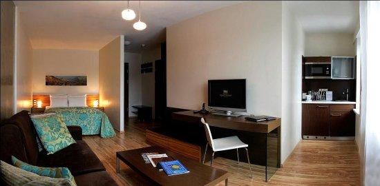 Ararat All Suites Hotel: Standard class apartments