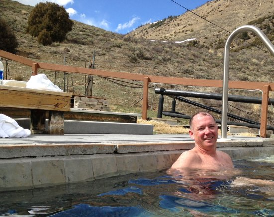 Hot Sulphur Springs Resort & Spa: Lupe's pool march 2017