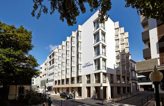 Hotel Madeira: Exterior