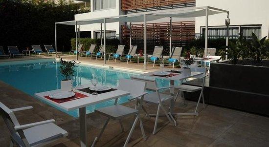 Glyfada, Greece: Pool