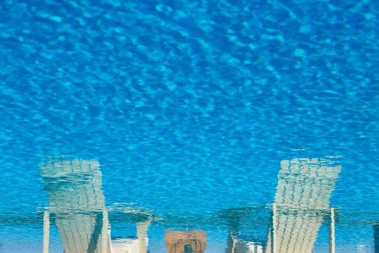 Chora, Grecia: Pool Detail