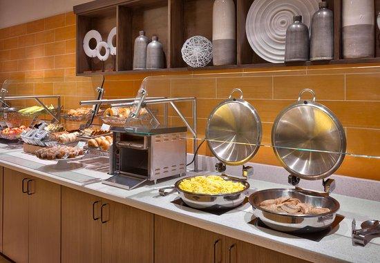 Rexburg, ID: Breakfast Buffet