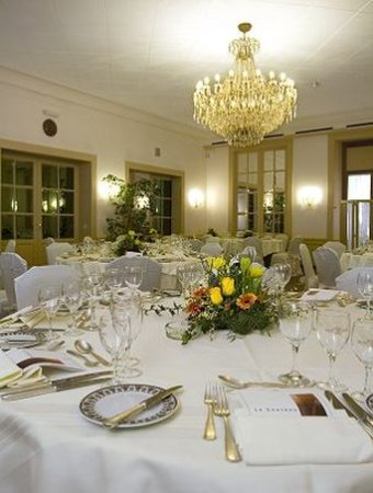 Hotel Beau-Rivage: Gastronomy