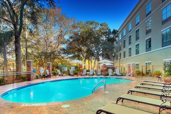 Holiday Inn Express Hotel & Suites Mt Pleasant-Charleston: Swimming Pool