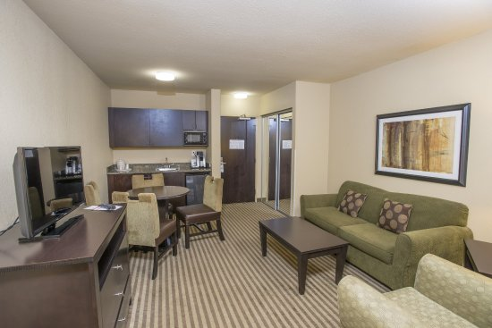 Holiday Inn Express Hotel & Suites Richwood-Cincinnati South: Holiday Inn Express & Suites Richwood Kentucky Executive King