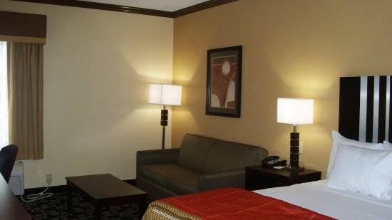 Big Spring, Teksas: Guest Room
