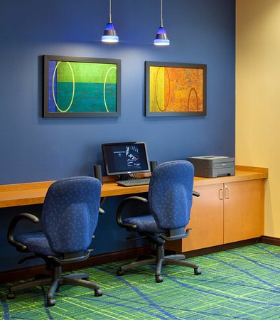 Lewisburg, Virginia Barat: Business Center