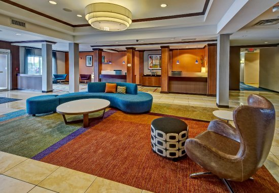 Fairfield Inn & Suites by Marriott Oklahoma City Airport
