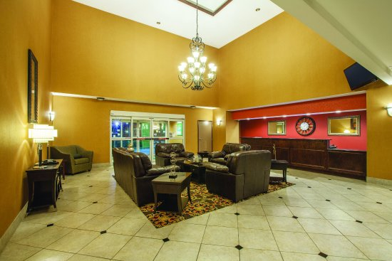 Hillsboro, تكساس: LobbyView