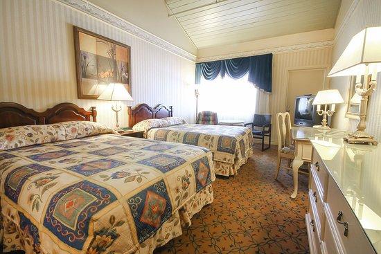 Auberge Quebec: Econo Comfort room
