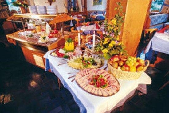 Gasthof Prinzregent: Gastronomy